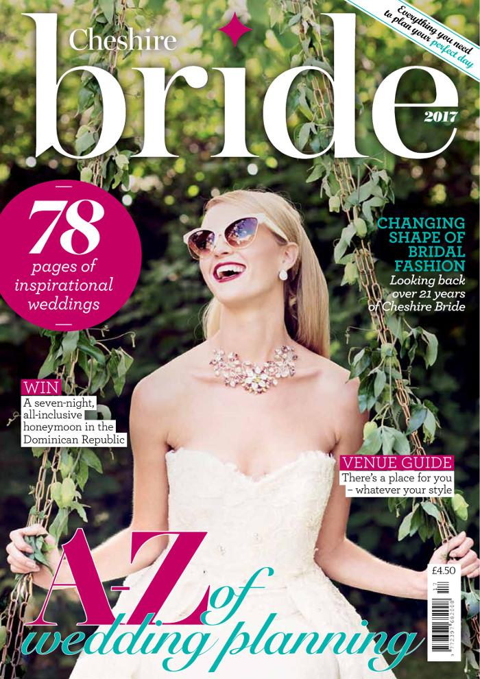 Bride Magazine front cover